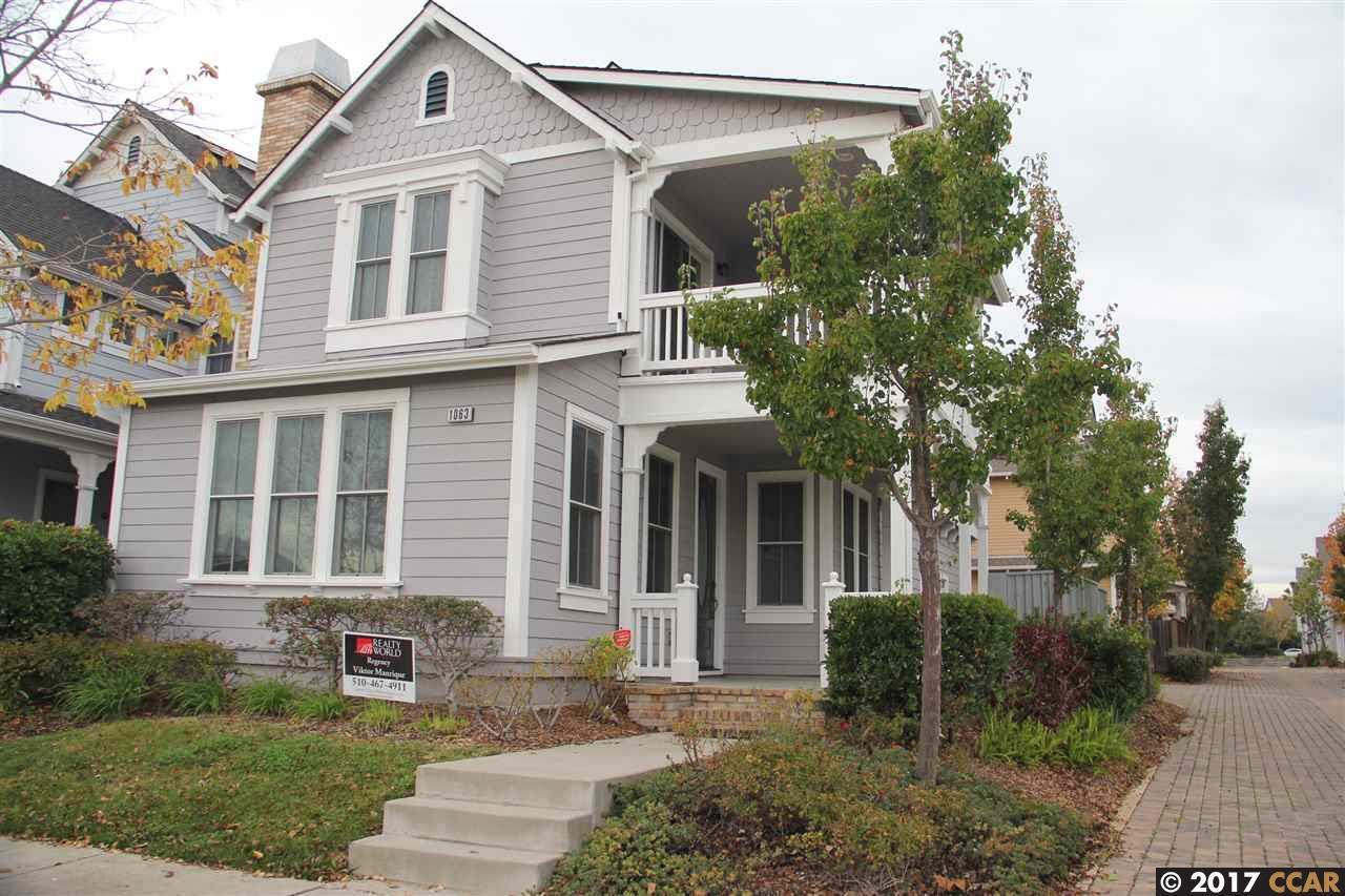 Maison unifamiliale pour l à louer à 1063 Sanderling Drive 1063 Sanderling Drive Hercules, Californie 94547 États-Unis