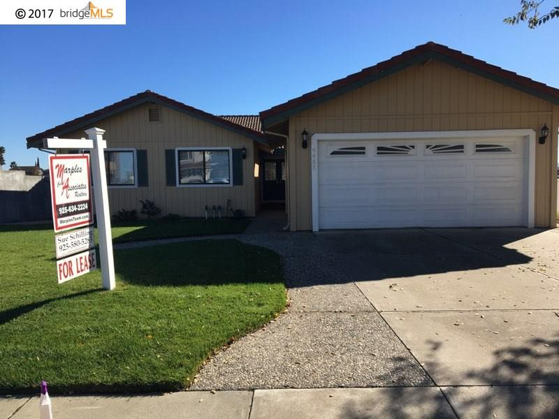 واحد منزل الأسرة للـ Rent في 4465 Discovery Point 4465 Discovery Point Discovery Bay, California 94505 United States