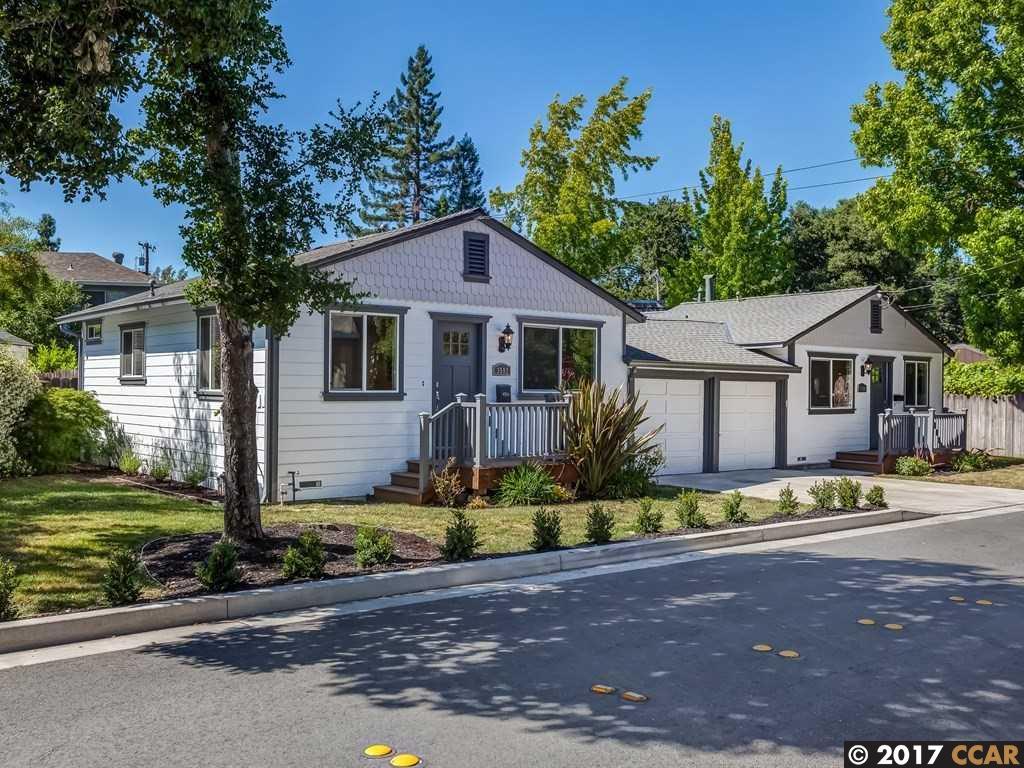 Mehrfamilienhaus für Mieten beim 3592 Walnut Street 3592 Walnut Street Lafayette, Kalifornien 94549 Vereinigte Staaten