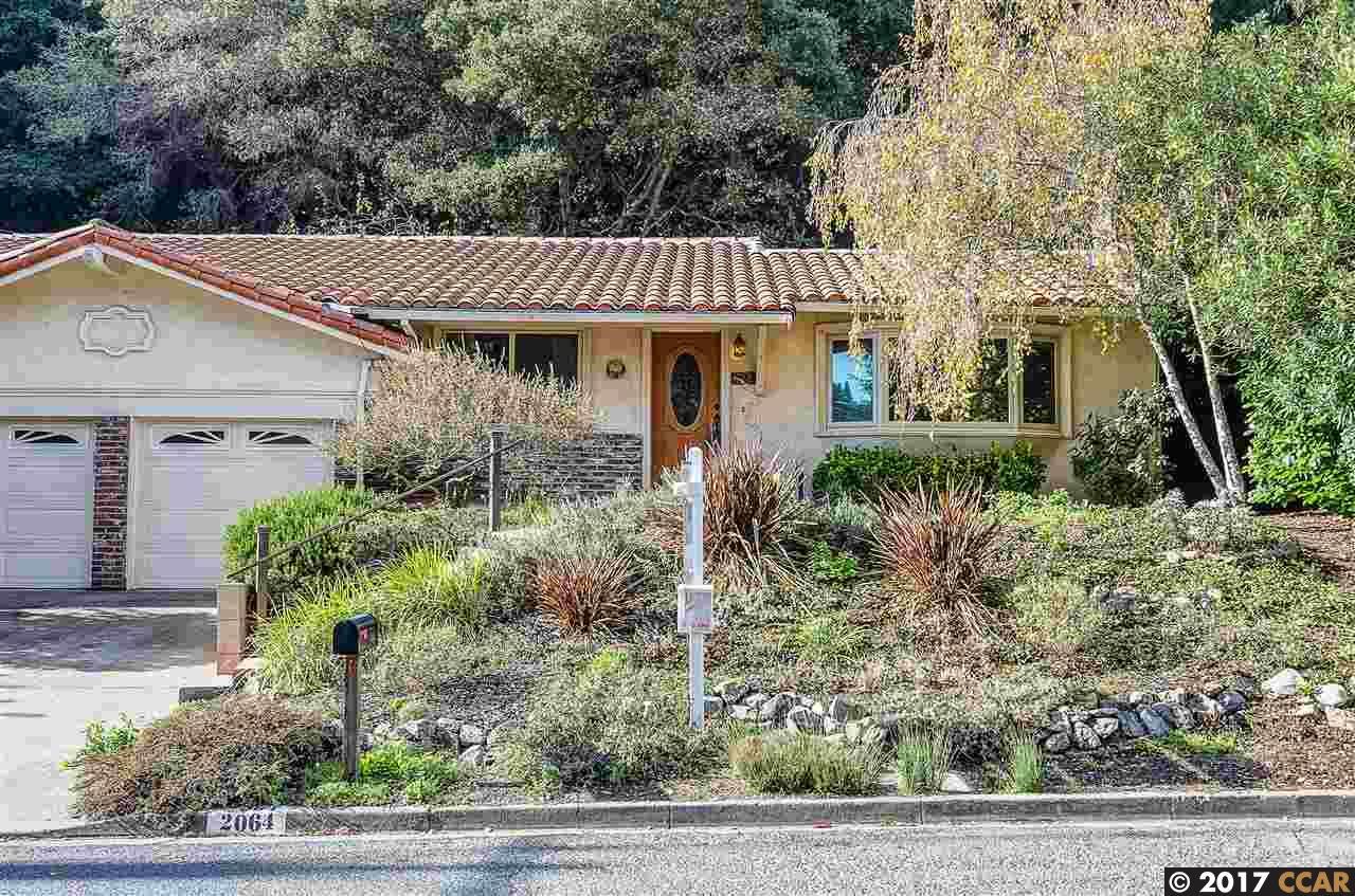 Multi-Family Home for Rent at 2064 Donald Drive 2064 Donald Drive Moraga, California 94556 United States