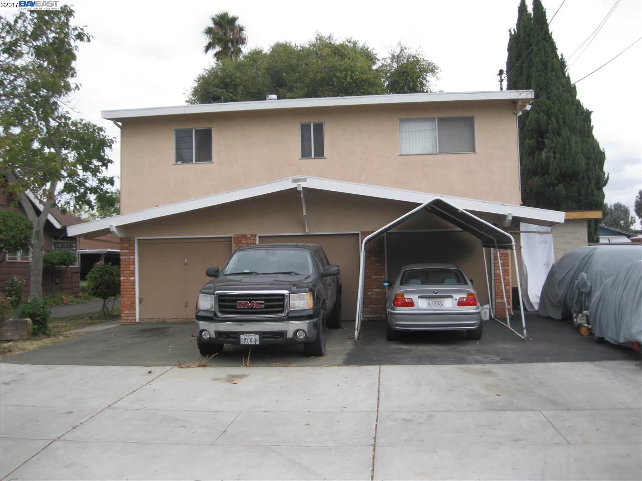 Многосемейный дом для того Продажа на 36954 Olive Street 36954 Olive Street Newark, Калифорния 94560 Соединенные Штаты