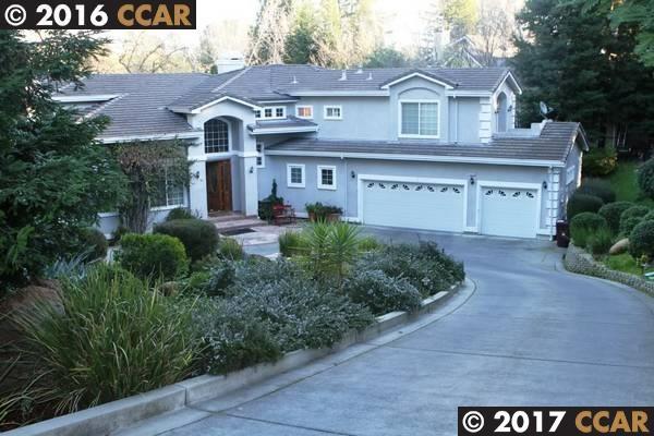Einfamilienhaus für Mieten beim 1364 Laverock Lane 1364 Laverock Lane Alamo, Kalifornien 94507 Vereinigte Staaten
