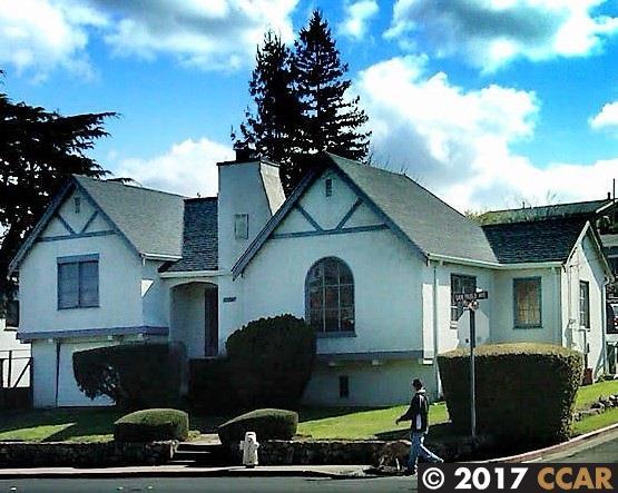 Maison unifamiliale pour l Vente à 1707 San Pablo Avenue 1707 San Pablo Avenue Pinole, Californie 94564 États-Unis