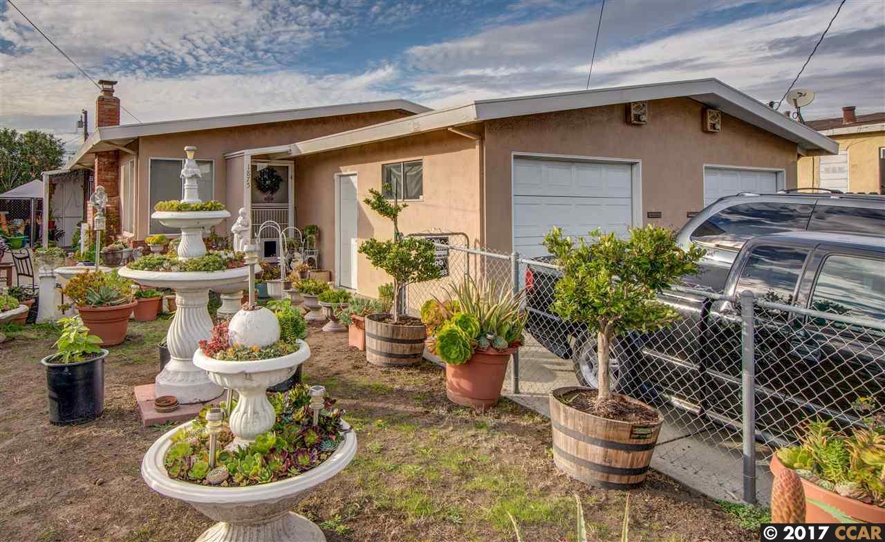 متعددة للعائلات الرئيسية للـ Sale في 1873 17Th Street 1873 17Th Street San Pablo, California 94806 United States