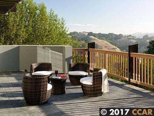 واحد منزل الأسرة للـ Rent في 6 Yosemite 6 Yosemite Orinda, California 94563 United States