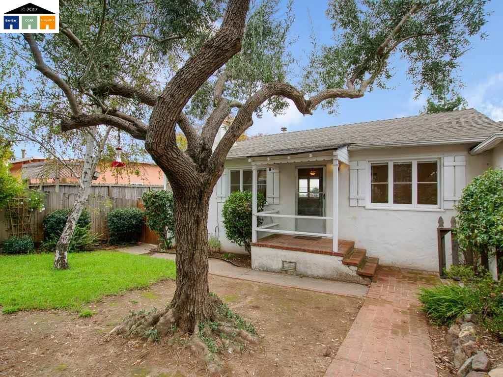 Einfamilienhaus für Verkauf beim 6029 Leona Street 6029 Leona Street Oakland, Kalifornien 94605 Vereinigte Staaten
