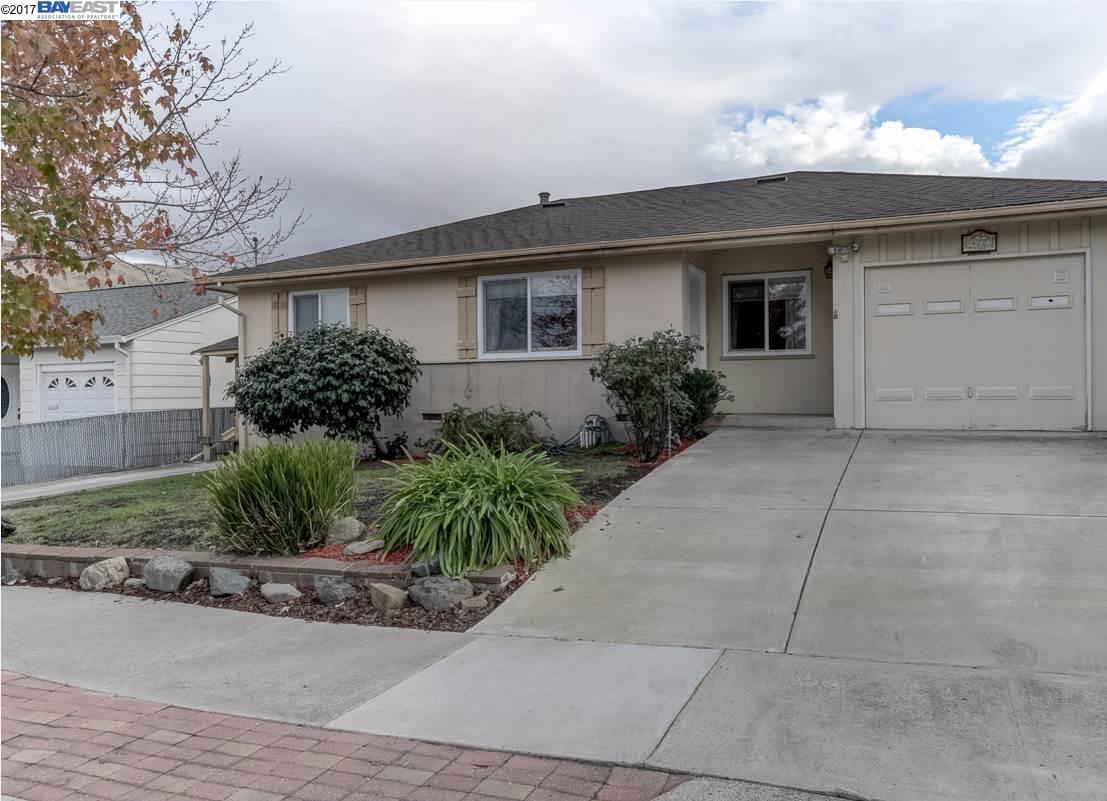 Частный односемейный дом для того Продажа на 422 Anza Street 422 Anza Street Fremont, Калифорния 94539 Соединенные Штаты
