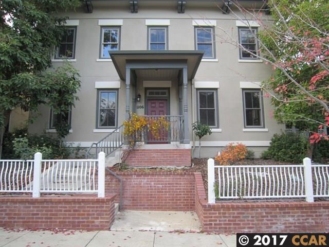 Maison unifamiliale pour l à louer à 1106 Promenade Street 1106 Promenade Street Hercules, Californie 94547 États-Unis