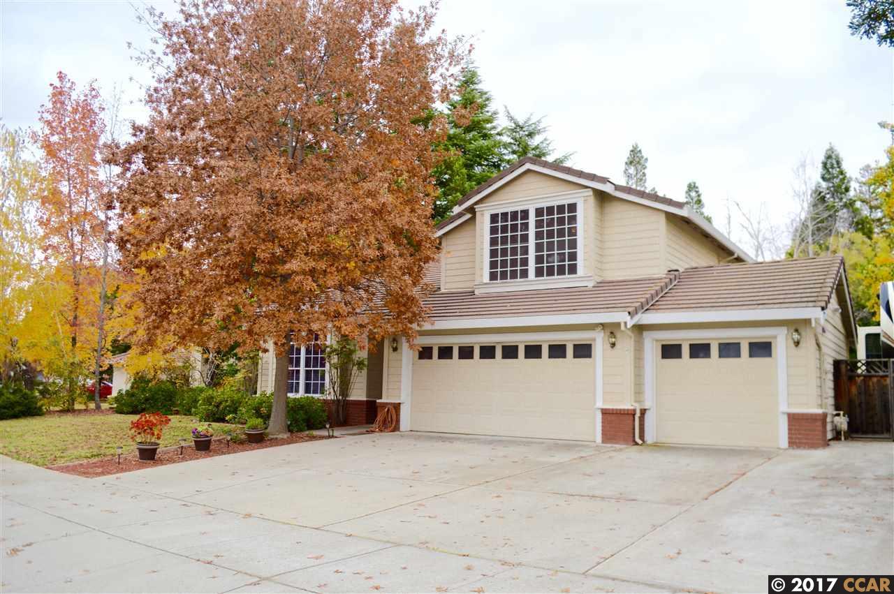 واحد منزل الأسرة للـ Sale في 763 ALISON CIRCLE 763 ALISON CIRCLE Livermore, California 94550 United States