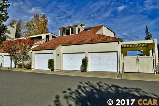 Condominio por un Venta en 3324 Ptarmigan Drive 3324 Ptarmigan Drive Walnut Creek, California 94595 Estados Unidos