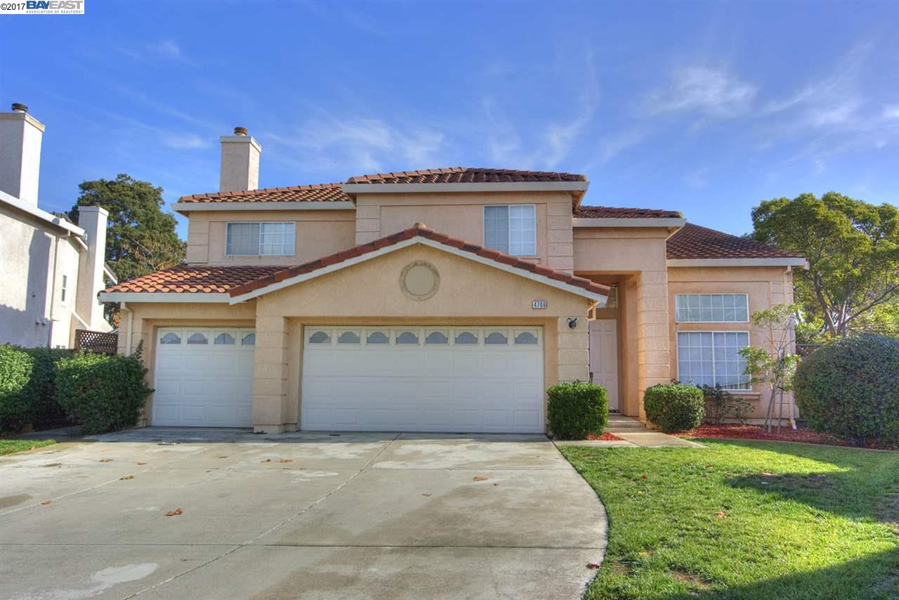 واحد منزل الأسرة للـ Sale في 4706 Harbor Cove Court 4706 Harbor Cove Court Union City, California 94587 United States