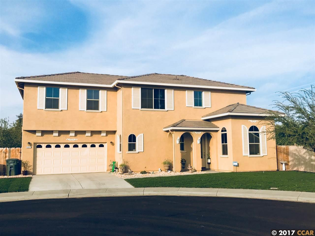Single Family Home for Rent at 4951 Park View Court 4951 Park View Court Salida, California 95368 United States