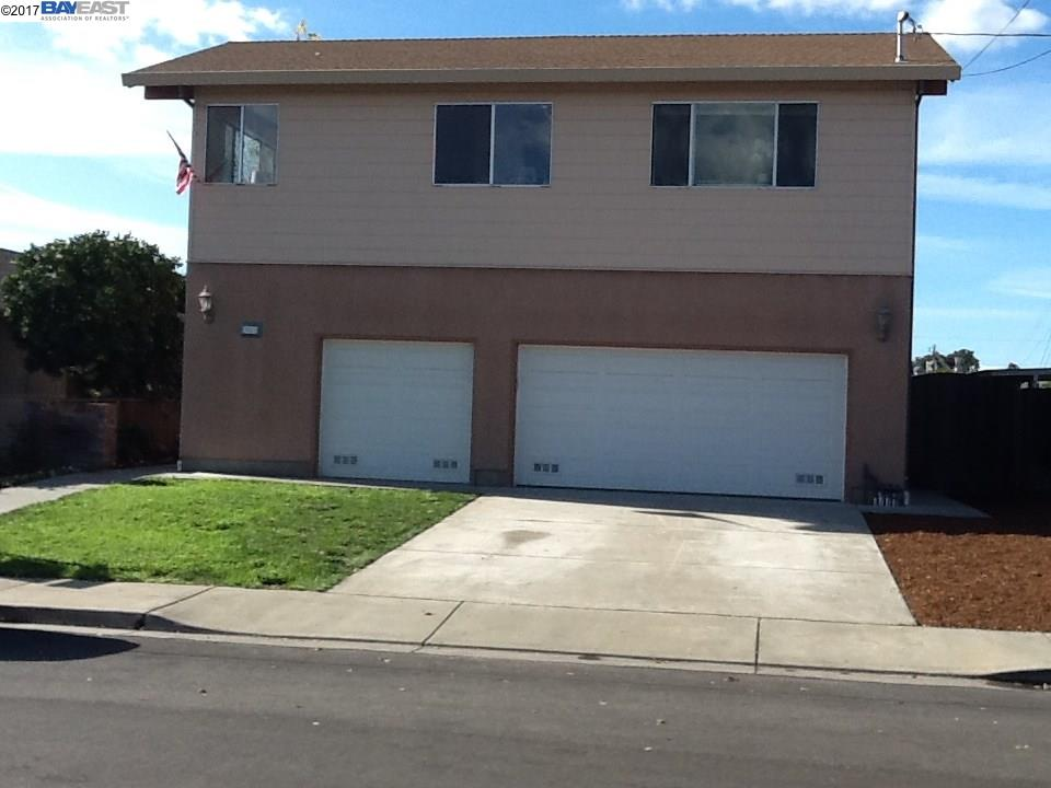 20957 ASHFIELD AVE | CASTRO VALLEY | 2910 | 94546