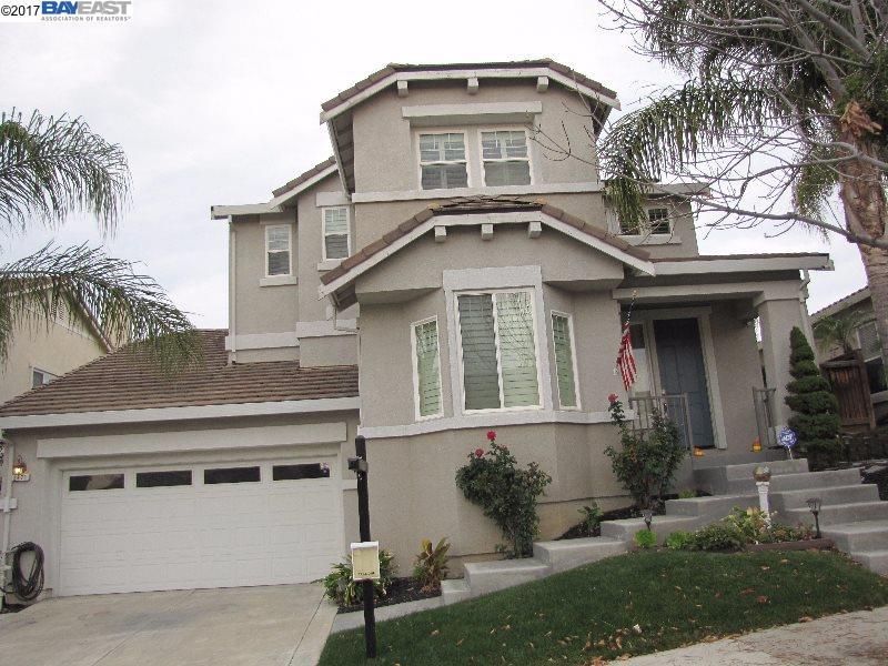 Частный односемейный дом для того Аренда на 2871 SANDYHILLS Drive 2871 SANDYHILLS Drive Brentwood, Калифорния 94513 Соединенные Штаты