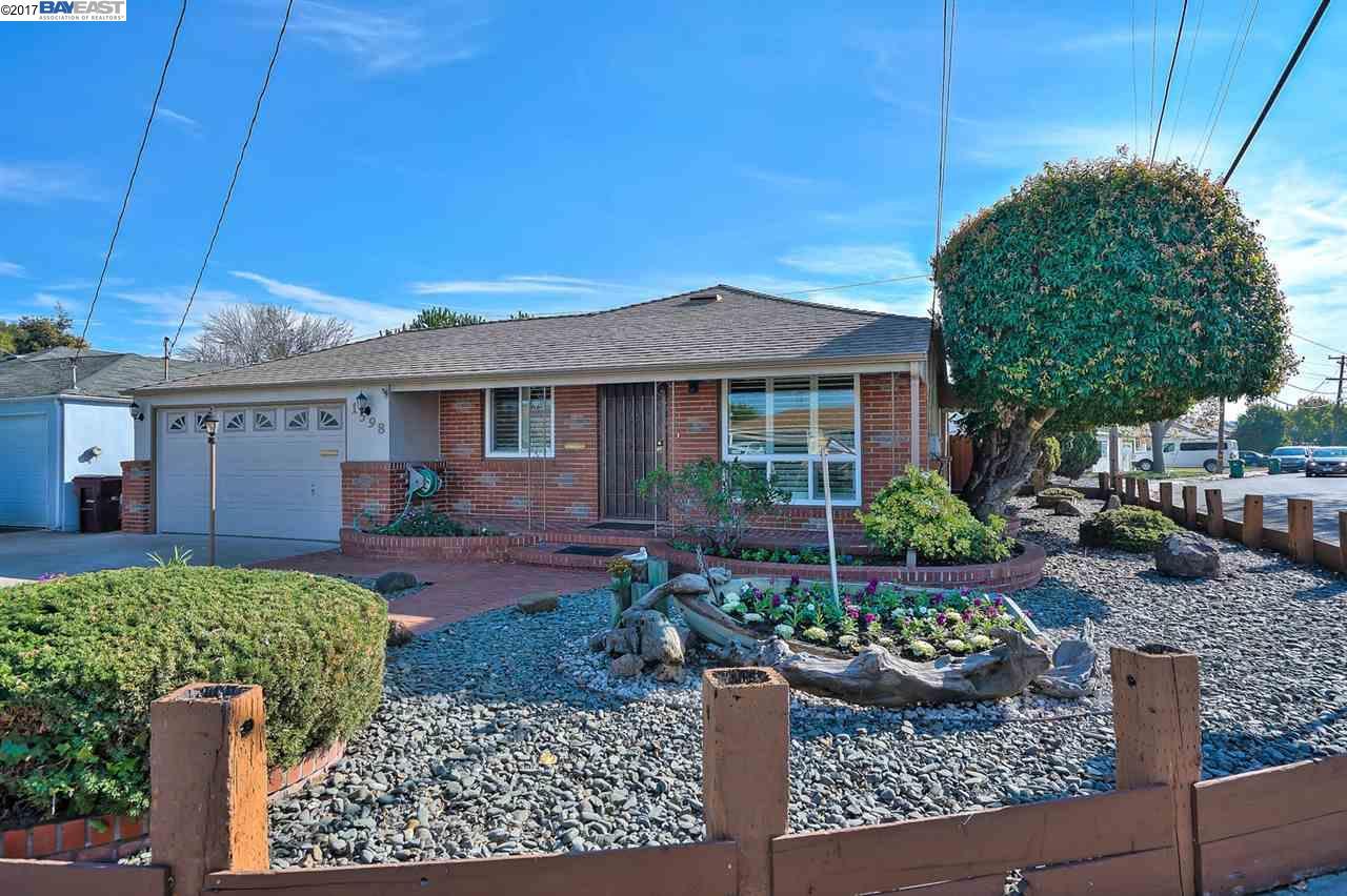 1598 Bandoni Ave, San Lorenzo, CA 94580 - 3 Beds | 2 Baths (Sold ...