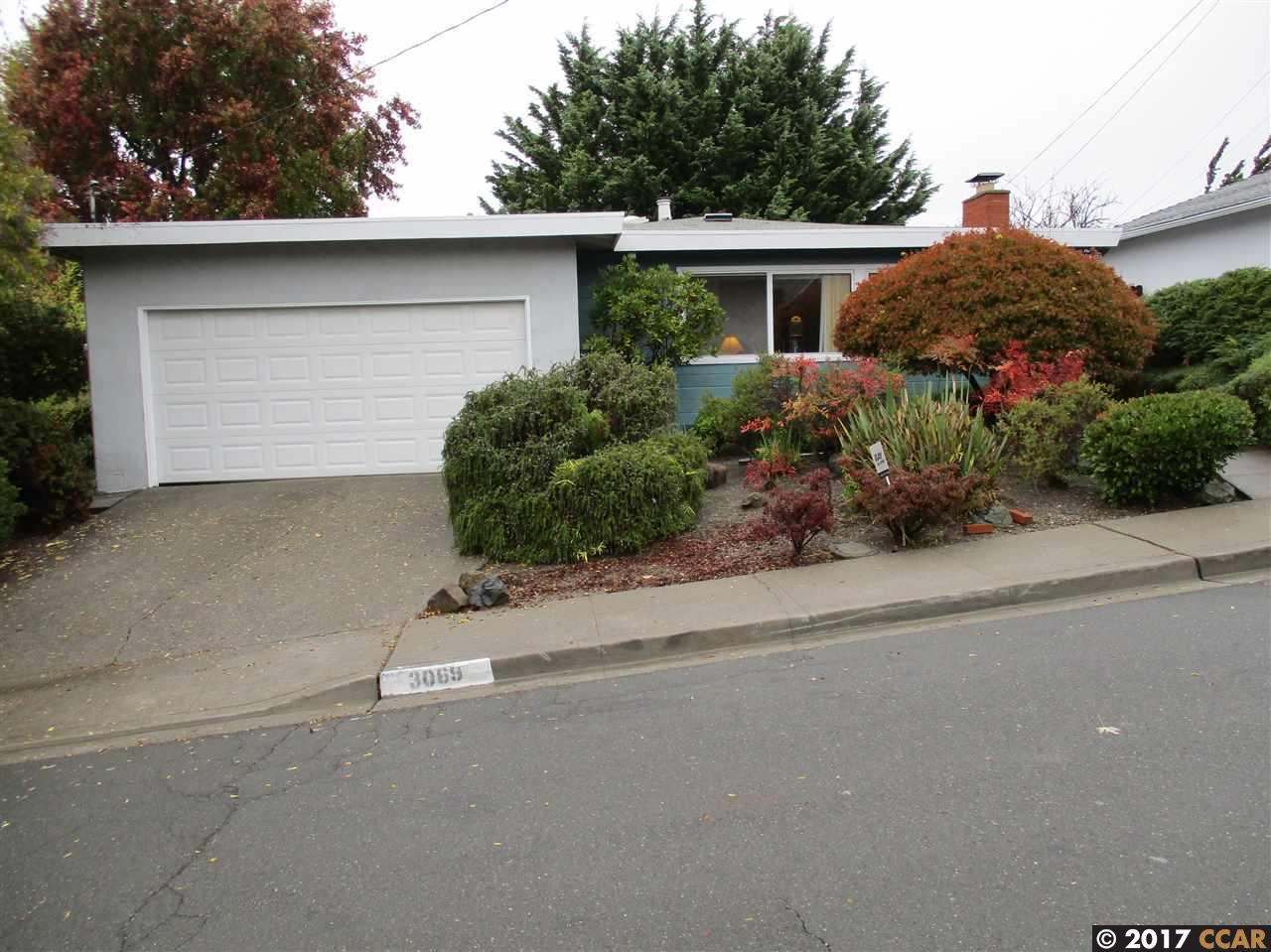 一戸建て のために 売買 アット 3069 Keith Drive 3069 Keith Drive Richmond, カリフォルニア 94803 アメリカ合衆国