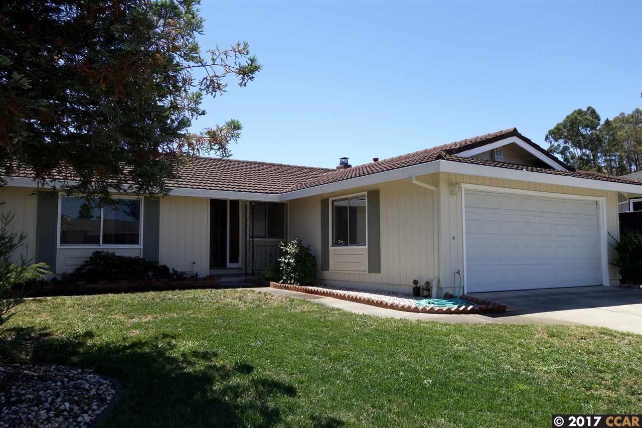 واحد منزل الأسرة للـ Rent في 141 Dardanelle Court 141 Dardanelle Court Martinez, California 94553 United States