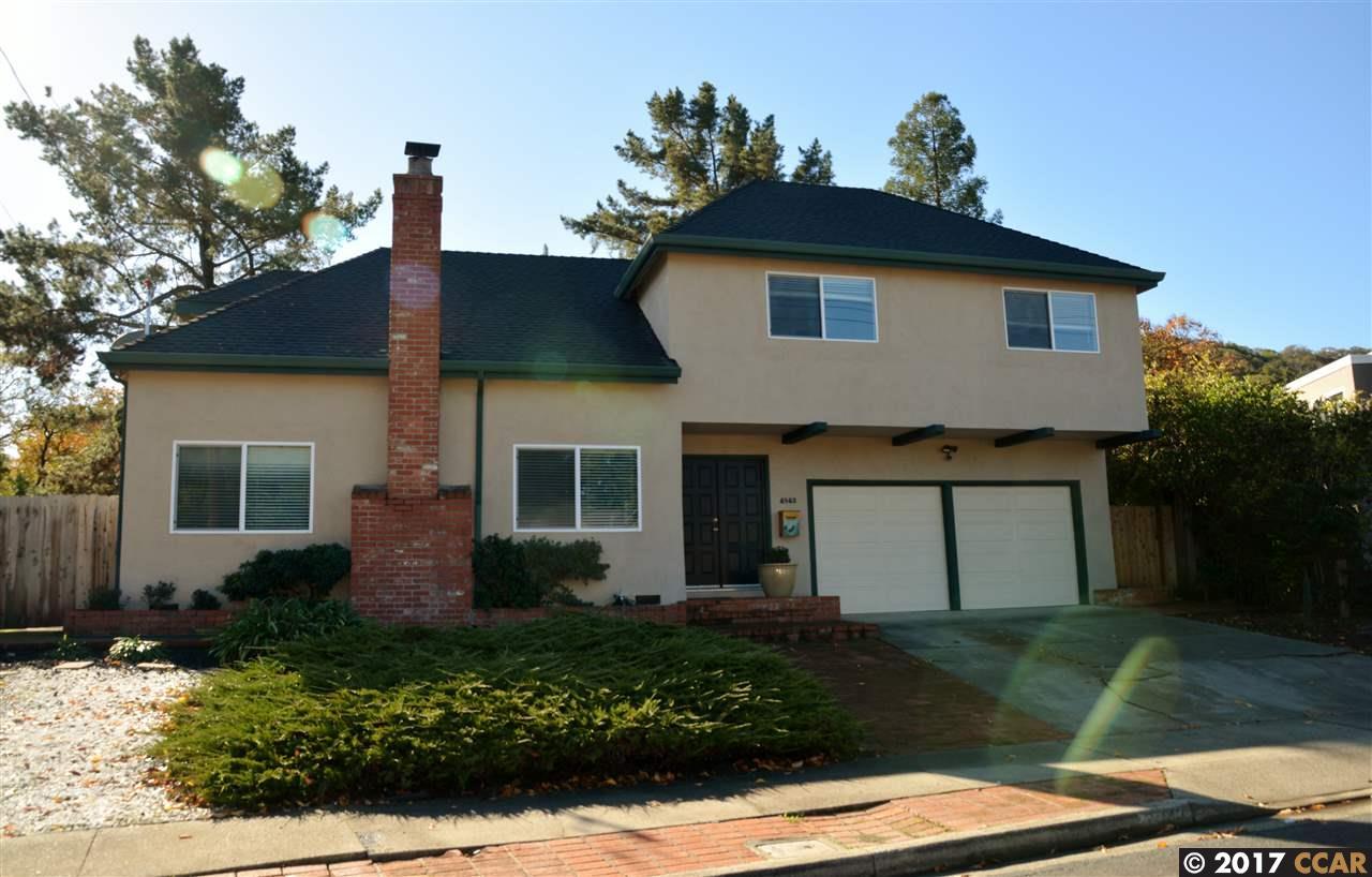 واحد منزل الأسرة للـ Rent في 4843 Tahoe Circle 4843 Tahoe Circle Martinez, California 94553 United States