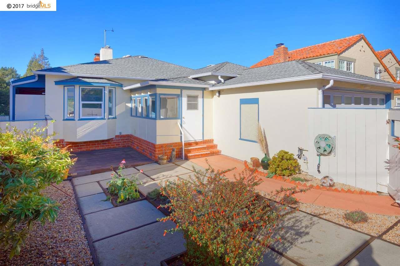 Einfamilienhaus für Verkauf beim 108 York Avenue 108 York Avenue Kensington, Kalifornien 94708 Vereinigte Staaten