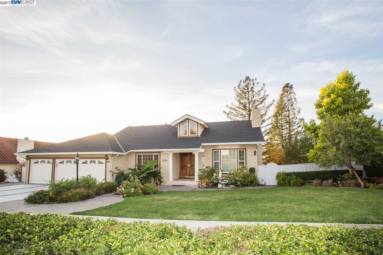 Частный односемейный дом для того Продажа на 46479 Roadrunner Road 46479 Roadrunner Road Fremont, Калифорния 94539 Соединенные Штаты