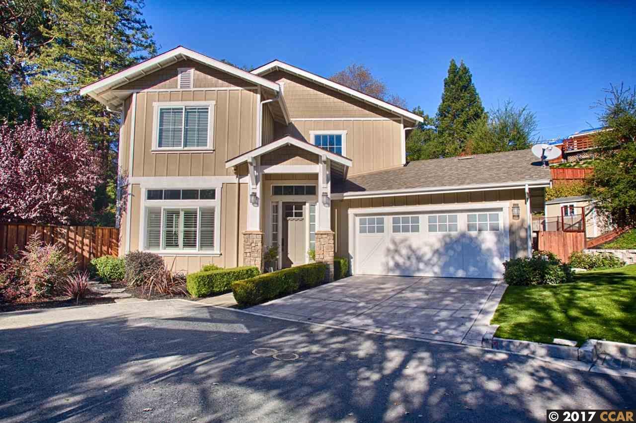 一戸建て のために 売買 アット 2395 Warren Road 2395 Warren Road Walnut Creek, カリフォルニア 94595 アメリカ合衆国