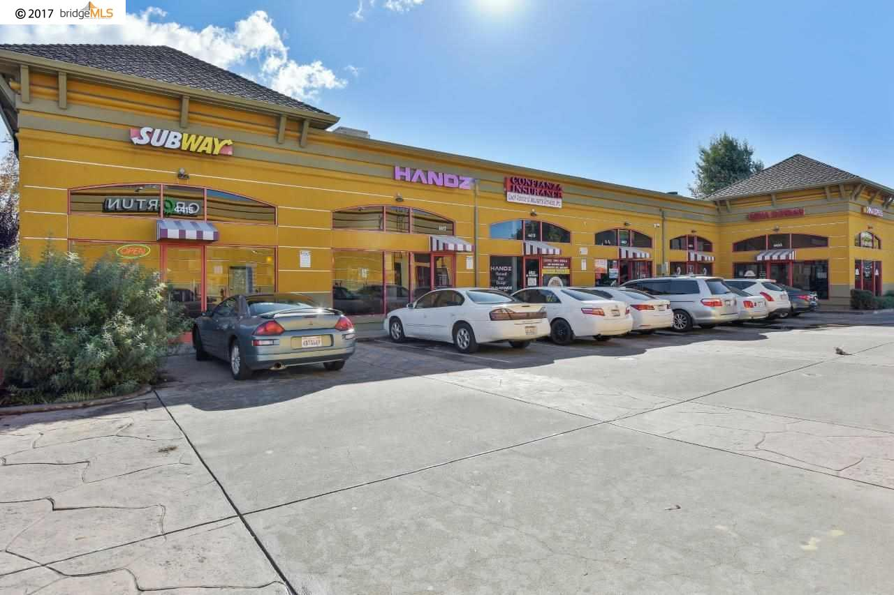 Commercial for Sale at 4411 Foothill Blvd. 4411 Foothill Blvd. Oakland, California 94601 United States