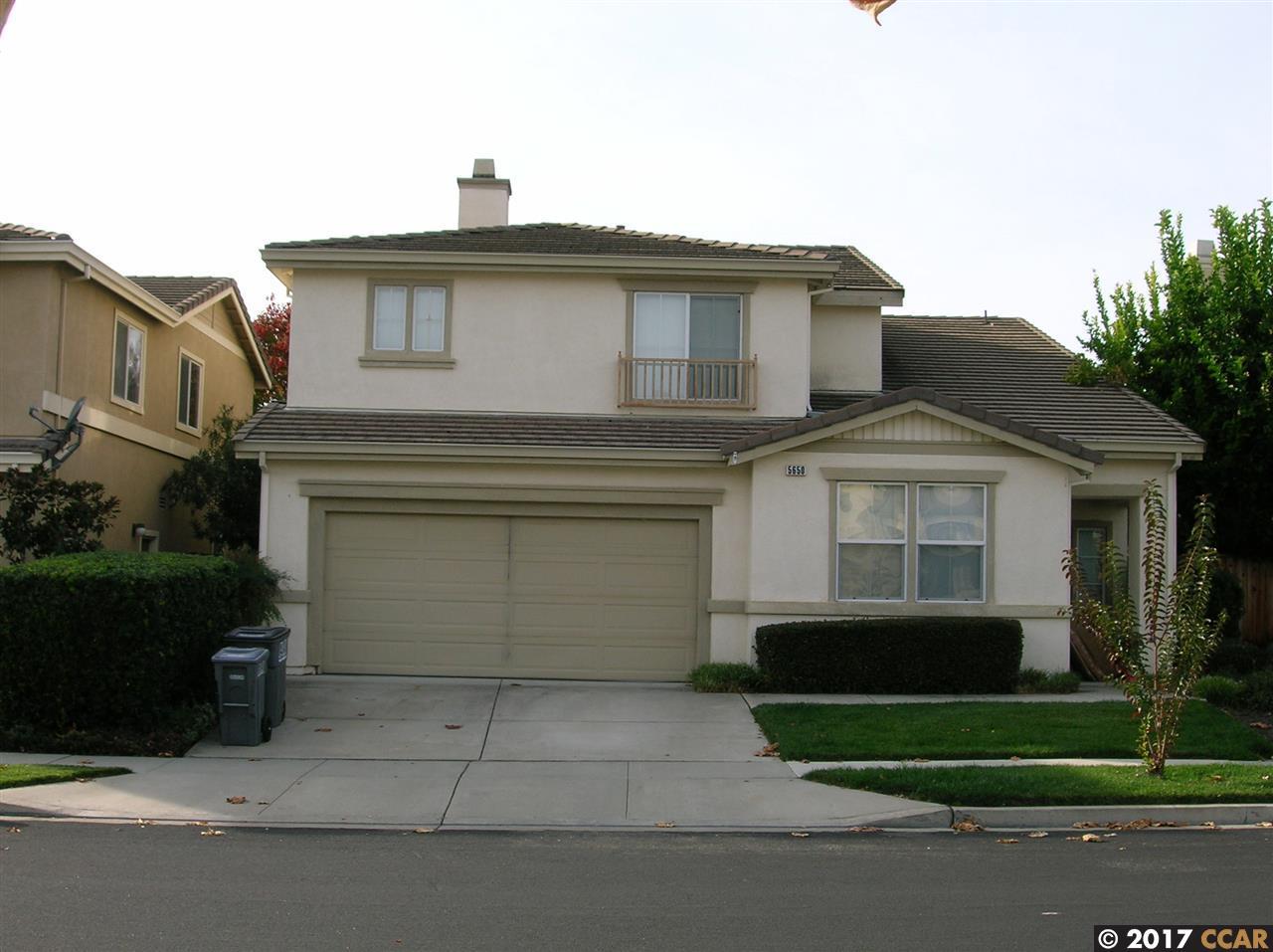 واحد منزل الأسرة للـ Rent في 5650 Walnut Street 5650 Walnut Street Dublin, California 94568 United States