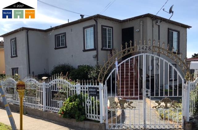 Casa Unifamiliar por un Venta en 1428 Garvin Avenue 1428 Garvin Avenue Richmond, California 94801 Estados Unidos