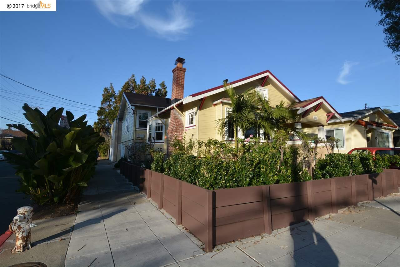 Multi-Family Home for Rent at 2245 curtis Street 2245 curtis Street Berkeley, California 94702 United States