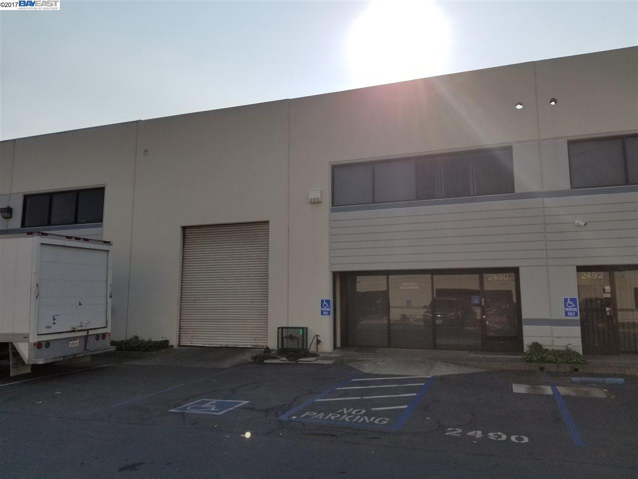 商用 為 出售 在 2490 Technology Drive 2490 Technology Drive Hayward, 加利福尼亞州 94545 美國