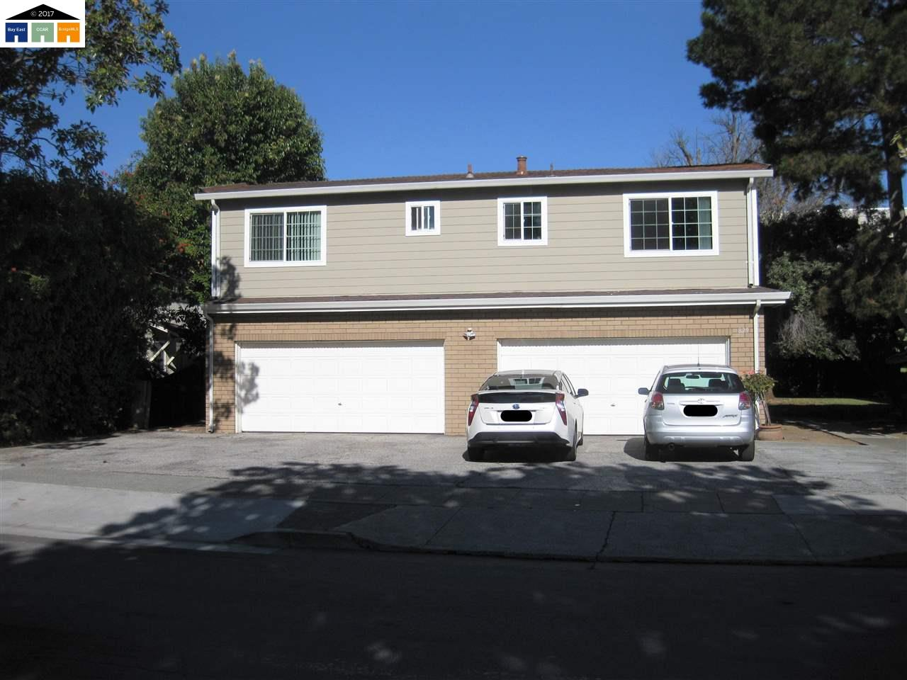 Multi-Family Home for Sale at 829 Blair Avenue 829 Blair Avenue Sunnyvale, California 94087 United States