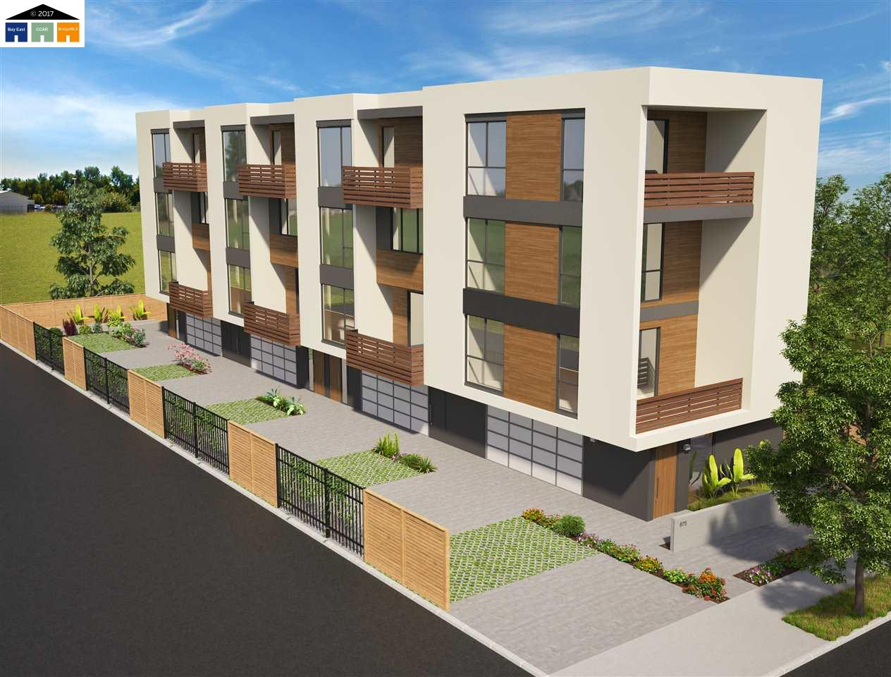 أراضي للـ Sale في 875 Alvarado Street 875 Alvarado Street San Leandro, California 94577 United States