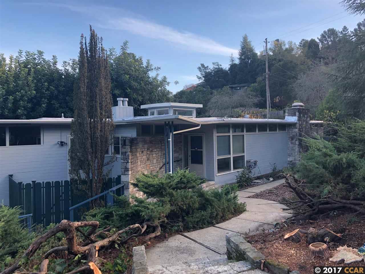 Einfamilienhaus für Mieten beim 23 Crest Road 23 Crest Road Lafayette, Kalifornien 94549 Vereinigte Staaten