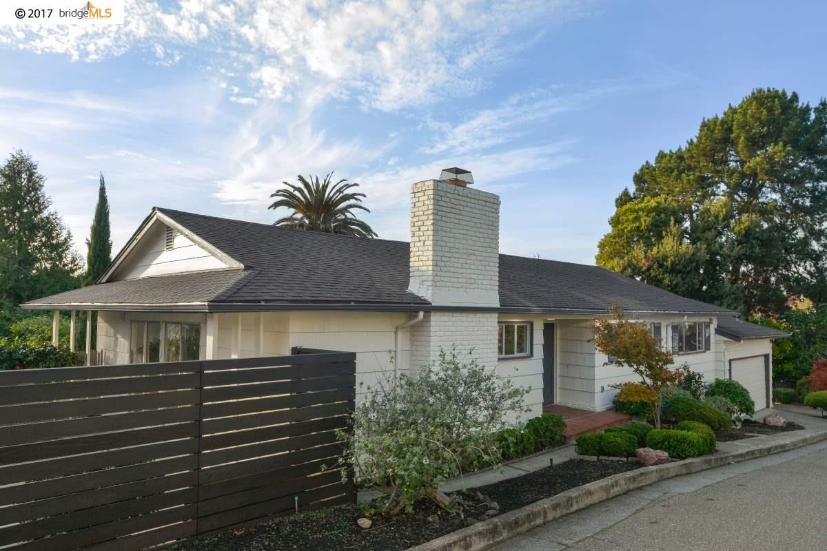 Casa Unifamiliar por un Alquiler en 115 Latham Street 115 Latham Street Piedmont, California 94611 Estados Unidos
