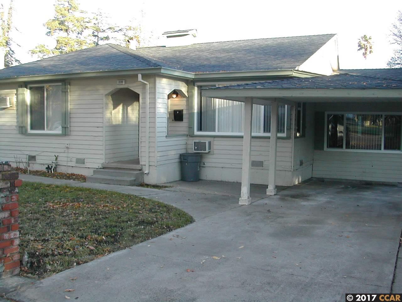 一戸建て のために 賃貸 アット 116 Alvarado Avenue 116 Alvarado Avenue Pittsburg, カリフォルニア 94565 アメリカ合衆国