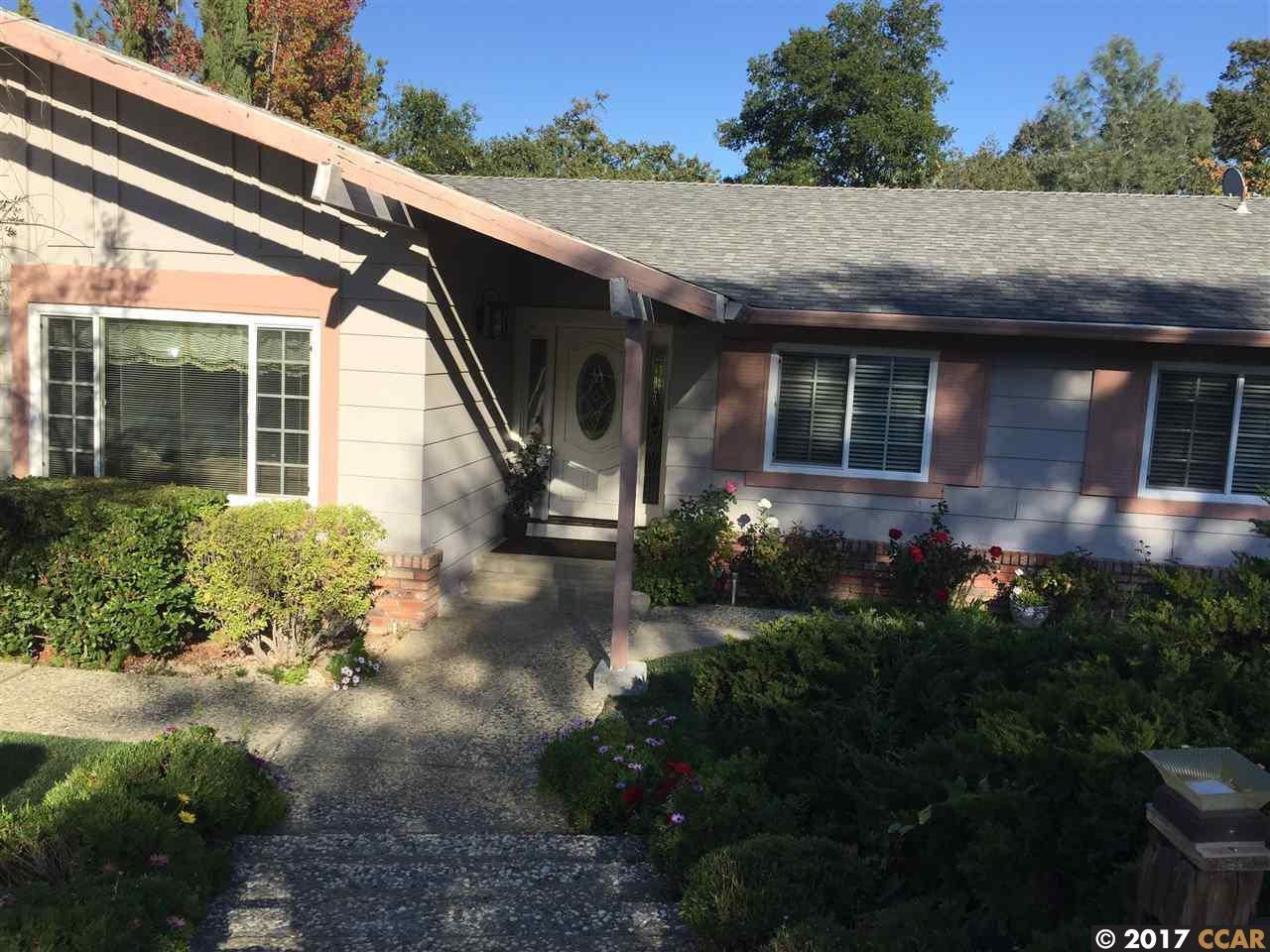 واحد منزل الأسرة للـ Sale في 33 Petar Court 33 Petar Court Clayton, California 94517 United States