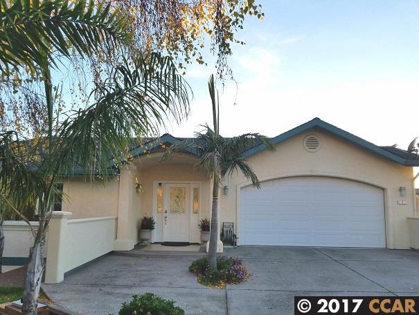 Частный односемейный дом для того Продажа на 7 Dipper Court 7 Dipper Court Richmond, Калифорния 94803 Соединенные Штаты