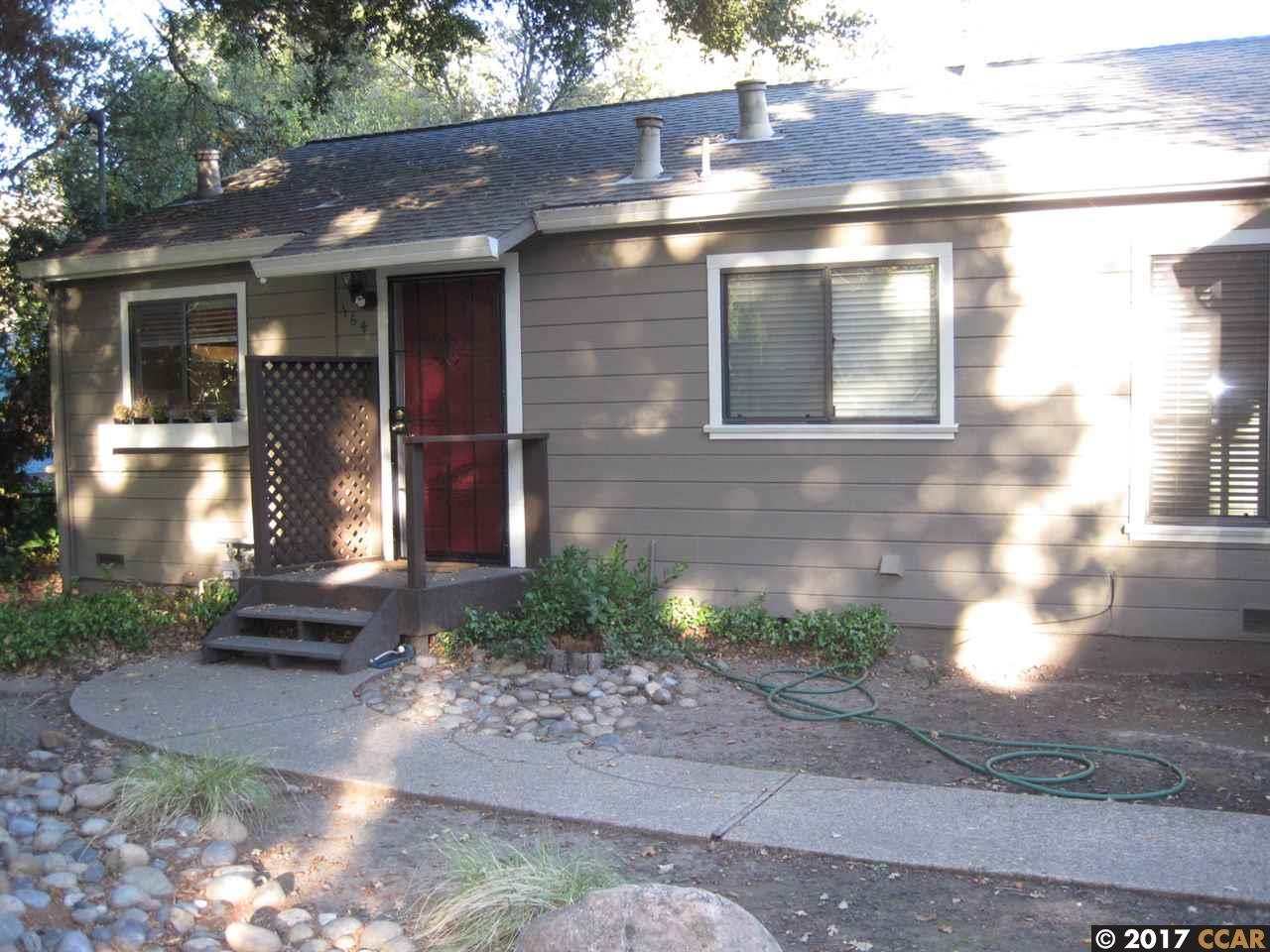 Einfamilienhaus für Mieten beim 164 LANCASTER Road 164 LANCASTER Road Walnut Creek, Kalifornien 94595 Vereinigte Staaten