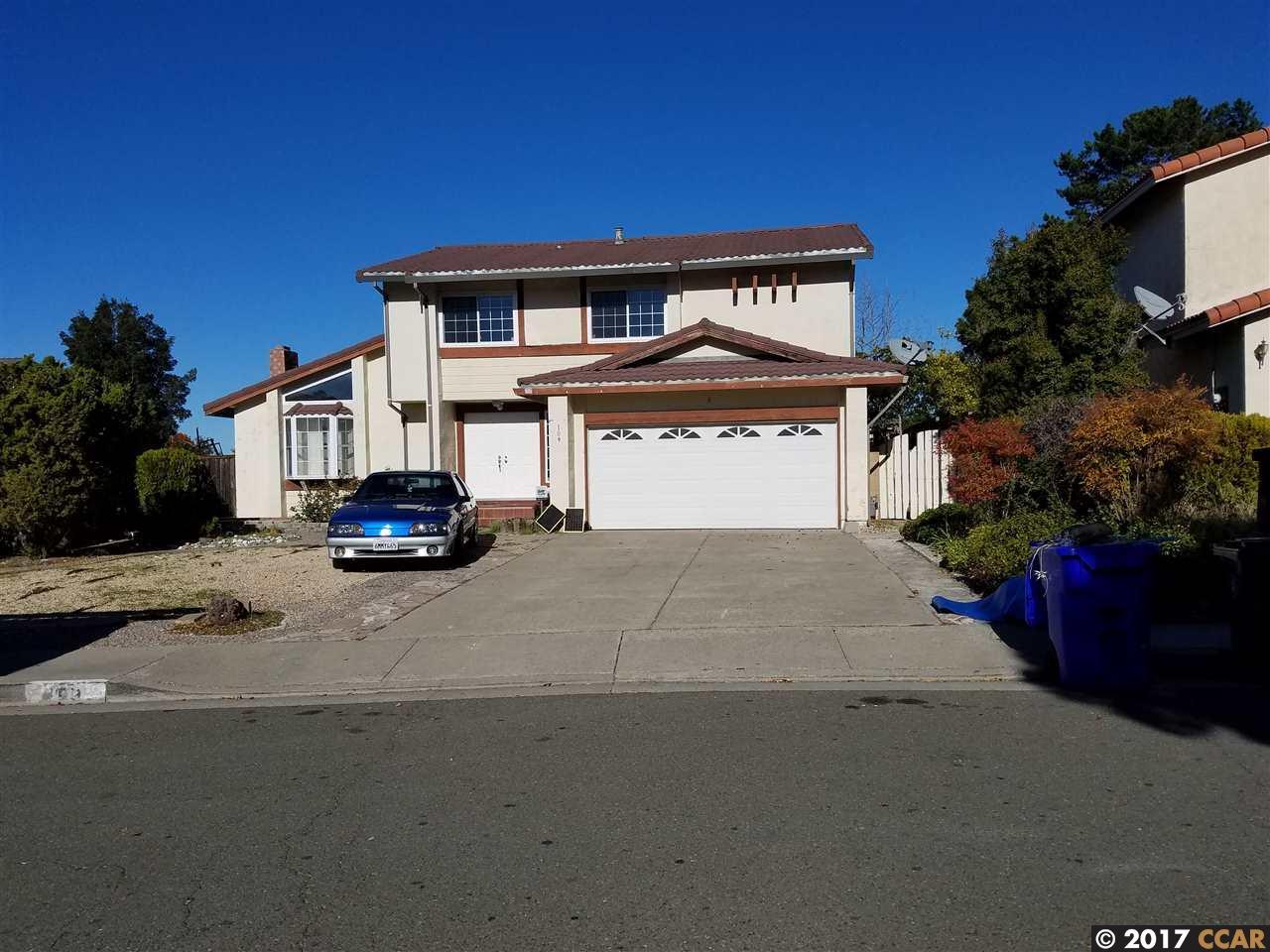 Maison unifamiliale pour l à louer à 109 Catalpa Court 109 Catalpa Court Hercules, Californie 94547 États-Unis