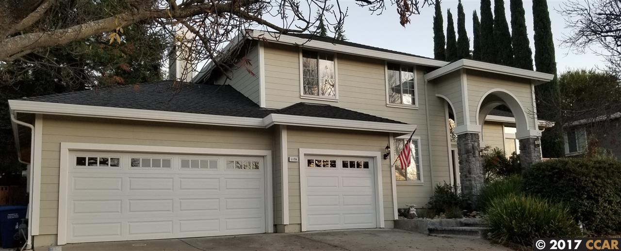 獨棟家庭住宅 為 出租 在 1178 Court Lane 1178 Court Lane Concord, 加利福尼亞州 94581 美國