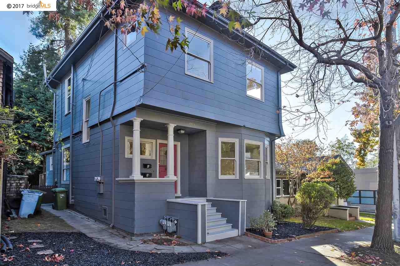1912 Rose St | BERKELEY | 2523 | 94709