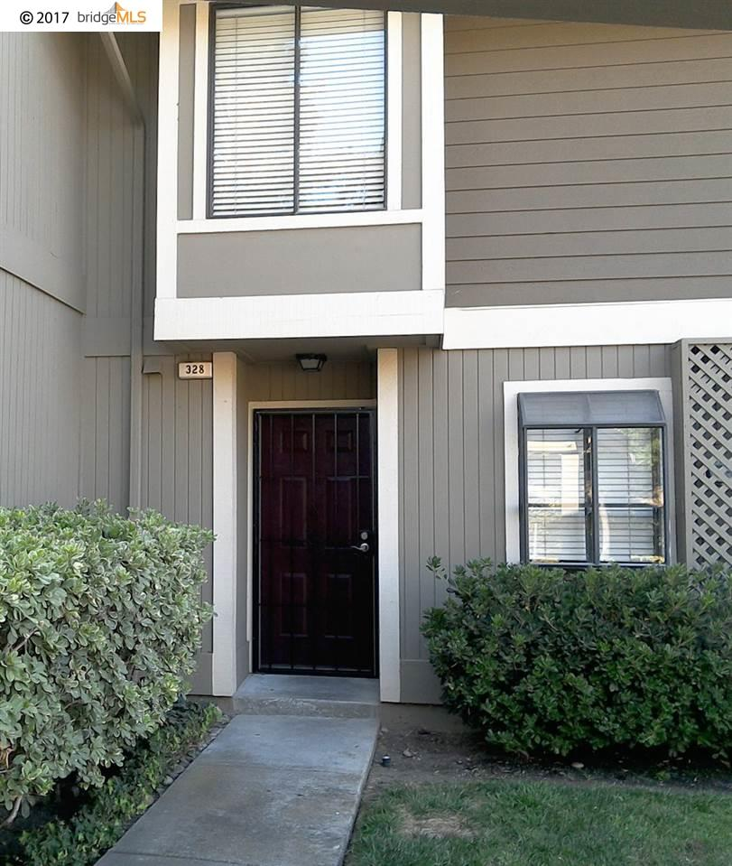 Townhouse for Rent at 328 Eastgate 328 Eastgate Martinez, California 94553 United States