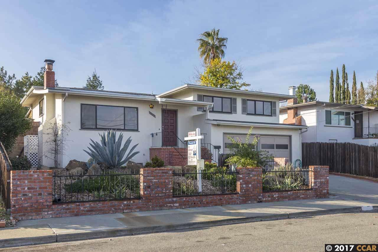 Single Family Home for Sale at 1240 TEMPLE Drive 1240 TEMPLE Drive Pacheco, California 94553 United States