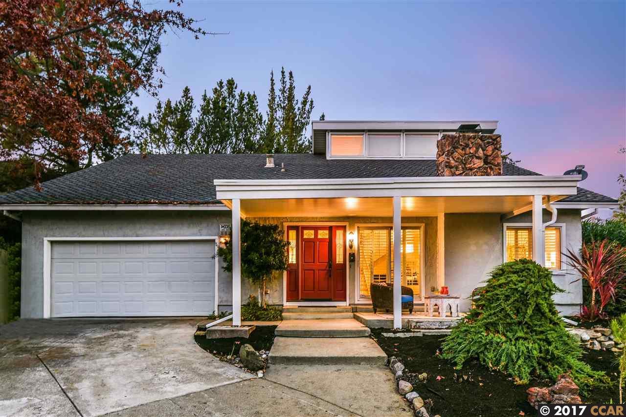 一戸建て のために 売買 アット 16 Edie Court 16 Edie Court Pleasant Hill, カリフォルニア 94523 アメリカ合衆国