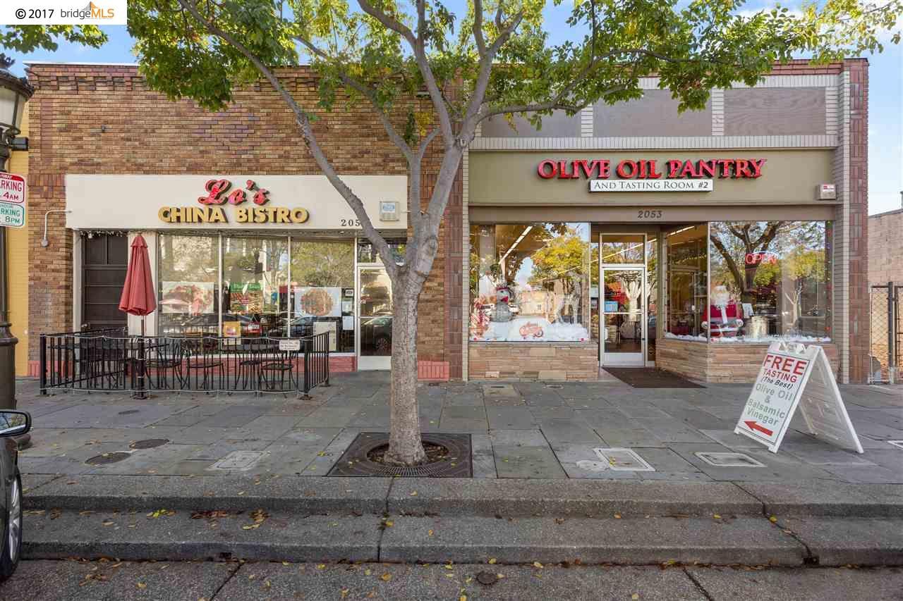 Commercial للـ Sale في 2059 1St Street 2059 1St Street Livermore, California 94550 United States