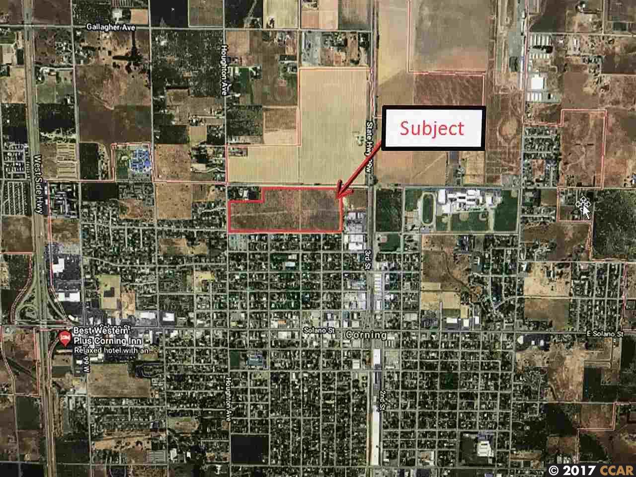 Земля для того Продажа на North North Corning, Калифорния 96021 Соединенные Штаты