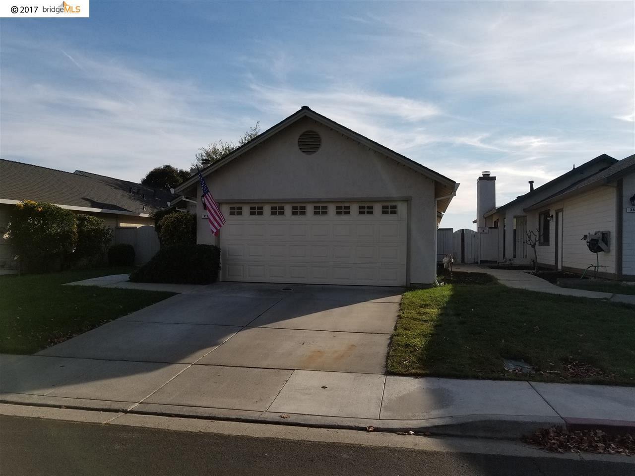 Casa Unifamiliar por un Alquiler en 376 GROVEWOOD LOOP 376 GROVEWOOD LOOP Brentwood, California 94513 Estados Unidos