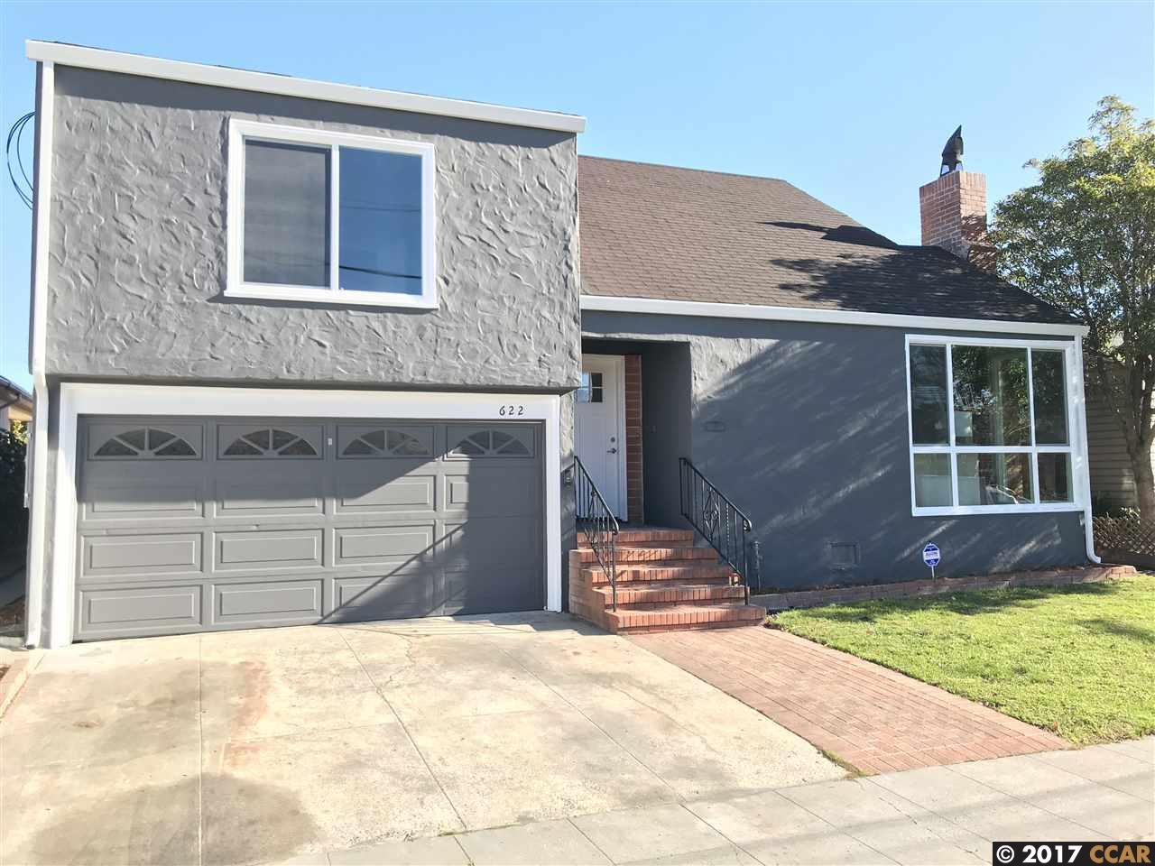一戸建て のために 売買 アット 622 Civic Center Street 622 Civic Center Street Richmond, カリフォルニア 94804 アメリカ合衆国