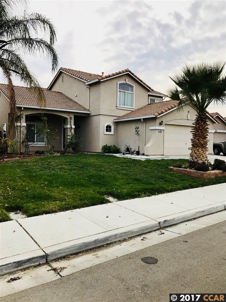 واحد منزل الأسرة للـ Sale في 2576 Marie Antonette Lane 2576 Marie Antonette Lane Tracy, California 95377 United States