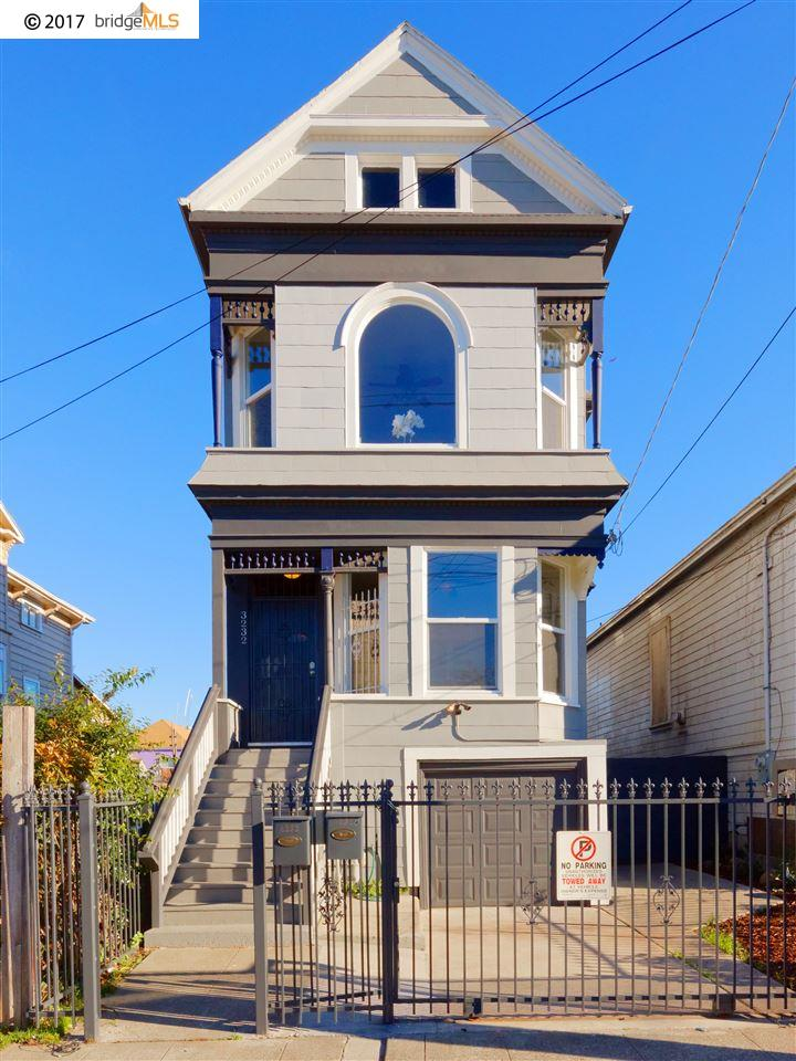 Multi-Family Home for Sale at 3232 Adeline Street 3232 Adeline Street Oakland, California 94608 United States
